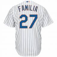 New York Mets Jeurys Familia Replica Home Baseball Jersey