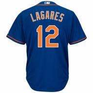New York Mets Juan Lagares Replica Home Alternate Baseball Jersey