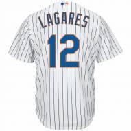 New York Mets Juan Lagares Replica Home Baseball Jersey
