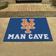 New York Mets Man Cave All-Star Rug
