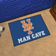 New York Mets Man Cave Starter Mat