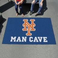 New York Mets Man Cave Ulti-Mat Rug