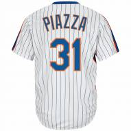 New York Mets Mike Piazza Cooperstown Replica Baseball Jersey
