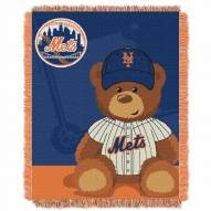 New York Mets MLB Baby Blanket