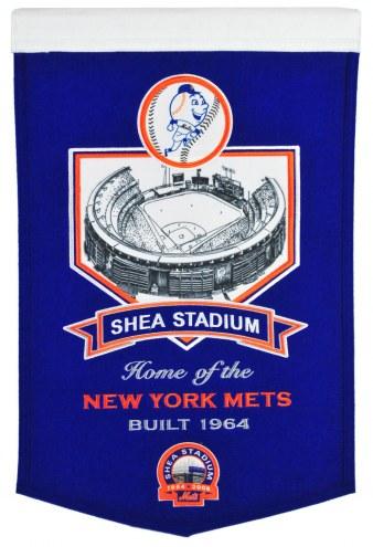 New York Mets MLB Shea Stadium Banner