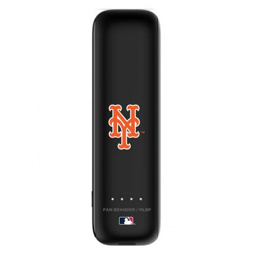 New York Mets mophie Power Boost Mini Portable Battery