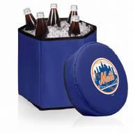 New York Mets Navy Bongo Cooler