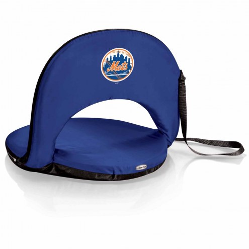New York Mets Navy Oniva Beach Chair