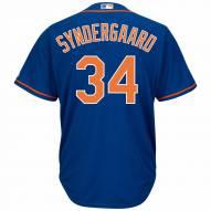 New York Mets Noah Syndergaard Replica Home Alternate Baseball Jersey