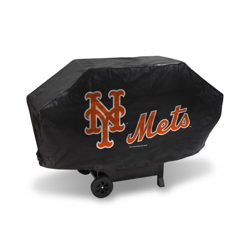New York Mets Padded Grill Cover