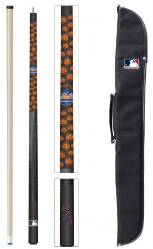 New York Mets Pool Cue & Case Set