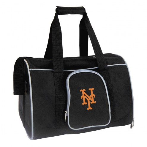 New York Mets Premium Pet Carrier Bag
