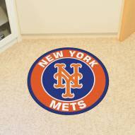 New York Mets Rounded Mat