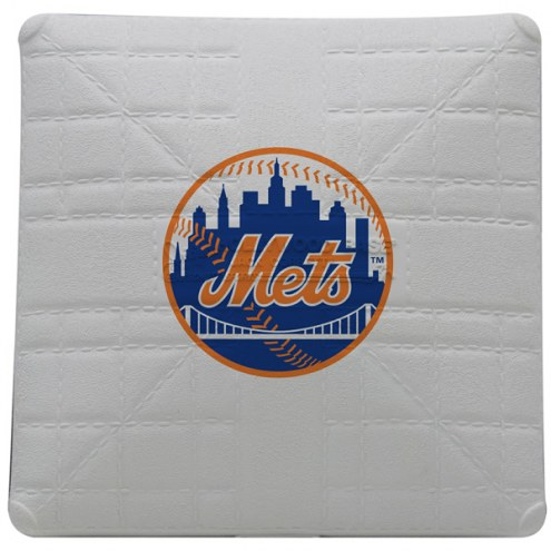 New York Mets Schutt MLB Mini Baseball Base