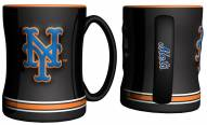 New York Mets Sculpted Relief Coffee Mug