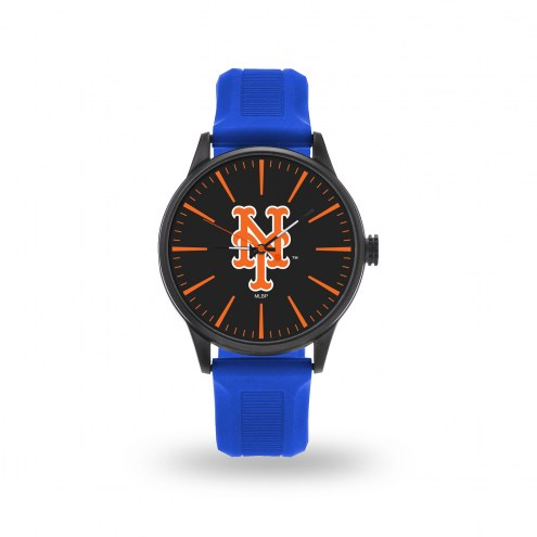 New York Mets Sparo Men's Cheer Watch