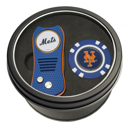 New York Mets Switchfix Golf Divot Tool & Chip