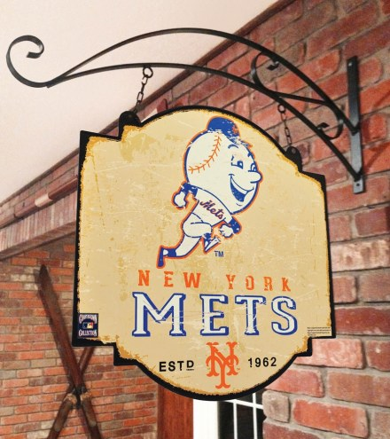New York Mets Tavern Sign