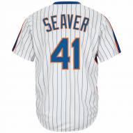 New York Mets Tom Seaver Cooperstown Replica Baseball Jersey