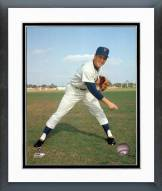 New York Mets Tom Seaver Pitching Pose Framed Photo