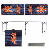 New York Mets Victory Folding Tailgate Table