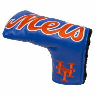 New York Mets Vintage Golf Blade Putter Cover