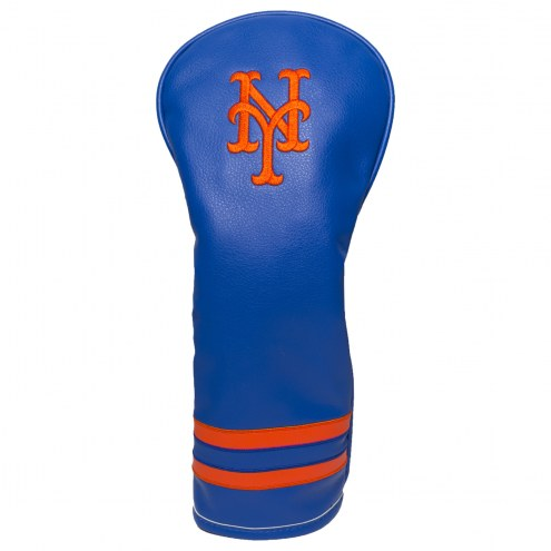 New York Mets Vintage Golf Fairway Headcover