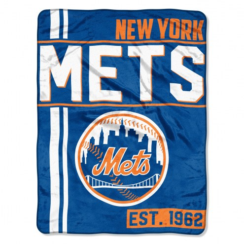 New York Mets Walk Off Throw Blanket
