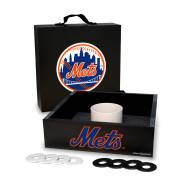 New York Mets Washer Toss Game Set