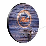 New York Mets Weathered Design Hook & Ring Game