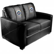 New York Mets XZipit Silver Loveseat