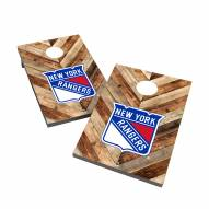 New York Rangers 2' x 3' Cornhole Bag Toss