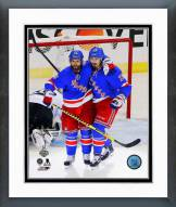 New York Rangers Stanley Cup Finals Framed Photo