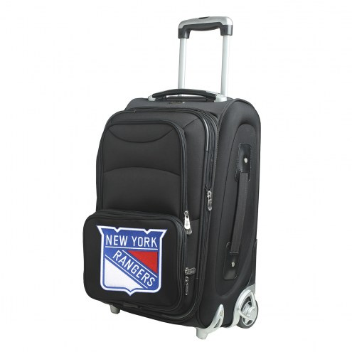 """New York Rangers 21"""" Carry-On Luggage"""