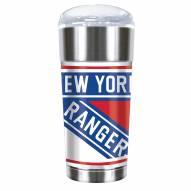 New York Rangers 24 oz. Eagle Travel Tumbler