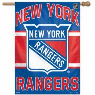 "New York Rangers 27"" x 37"" Banner"