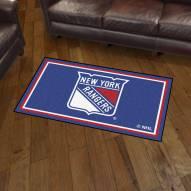 New York Rangers 3' x 5' Area Rug