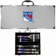 New York Rangers 8 Piece Tailgater BBQ Set