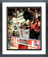 New York Rangers Adam Graves 1994 Stanley Cup Celebration Framed Photo