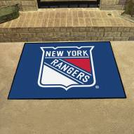 New York Rangers All-Star Mat