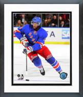New York Rangers Anthony Duclair Action Framed Photo