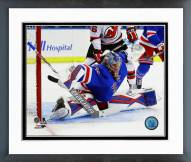 New York Rangers Antti Raanta Action Framed Photo