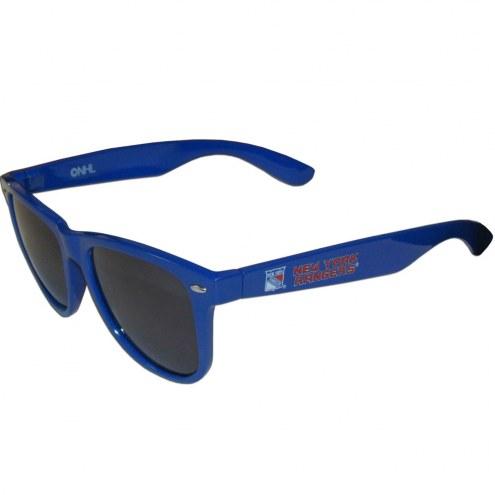 New York Rangers Beachfarer Sunglasses