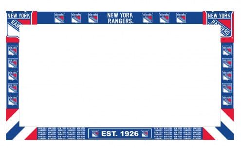 New York Rangers Big Game TV Frame