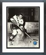 New York Rangers Bill Gadsby Posed Framed Photo