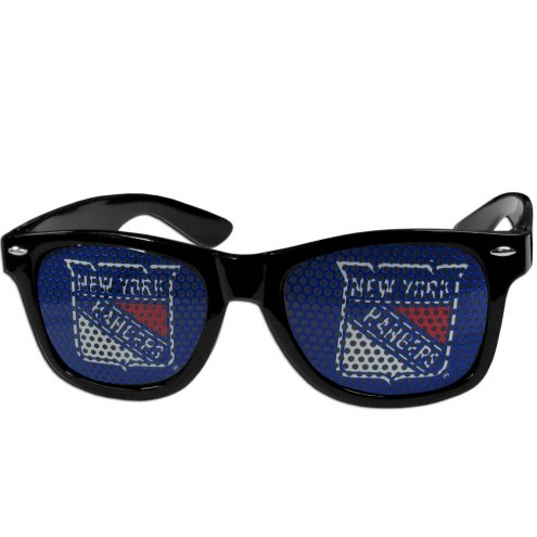 New York Rangers Black Game Day Shades