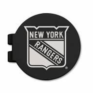 New York Rangers Black Prevail Engraved Money Clip
