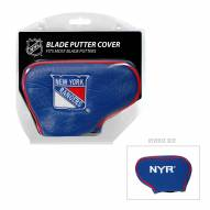 New York Rangers Blade Putter Headcover