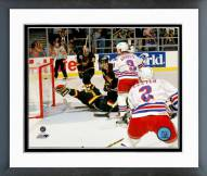 New York Rangers Brian Leetch 1994 Stanley Cup Finals Framed Photo