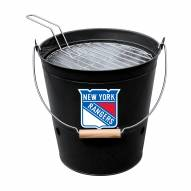 New York Rangers Bucket Grill